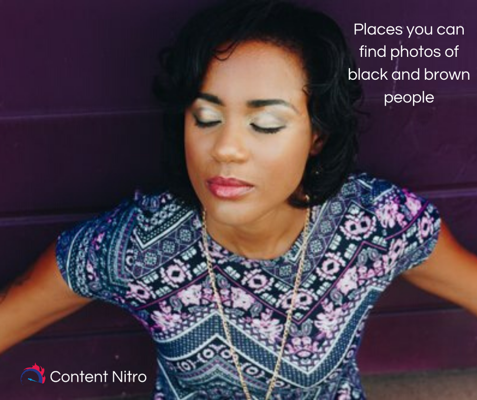 Diverse Images: People of Color Images for Your Marketing