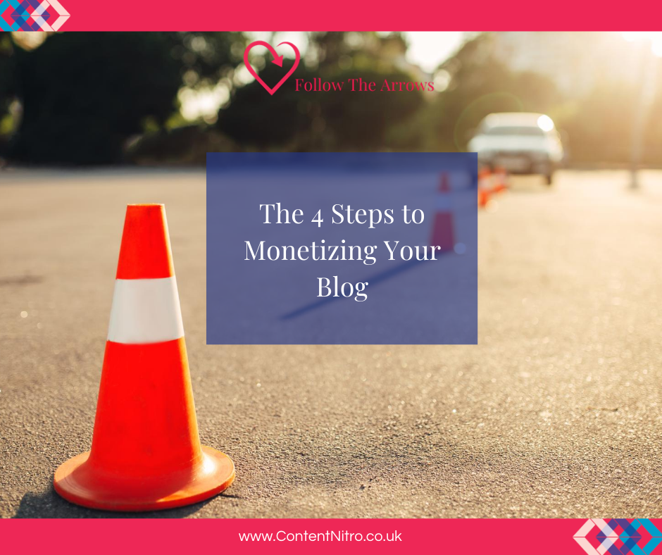 The 4 Steps to Monetizing Your Blog