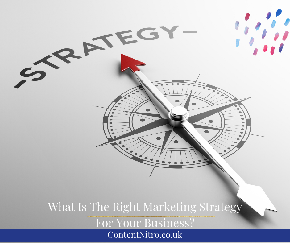 What Is The Right Marketing Strategy For Your Business?