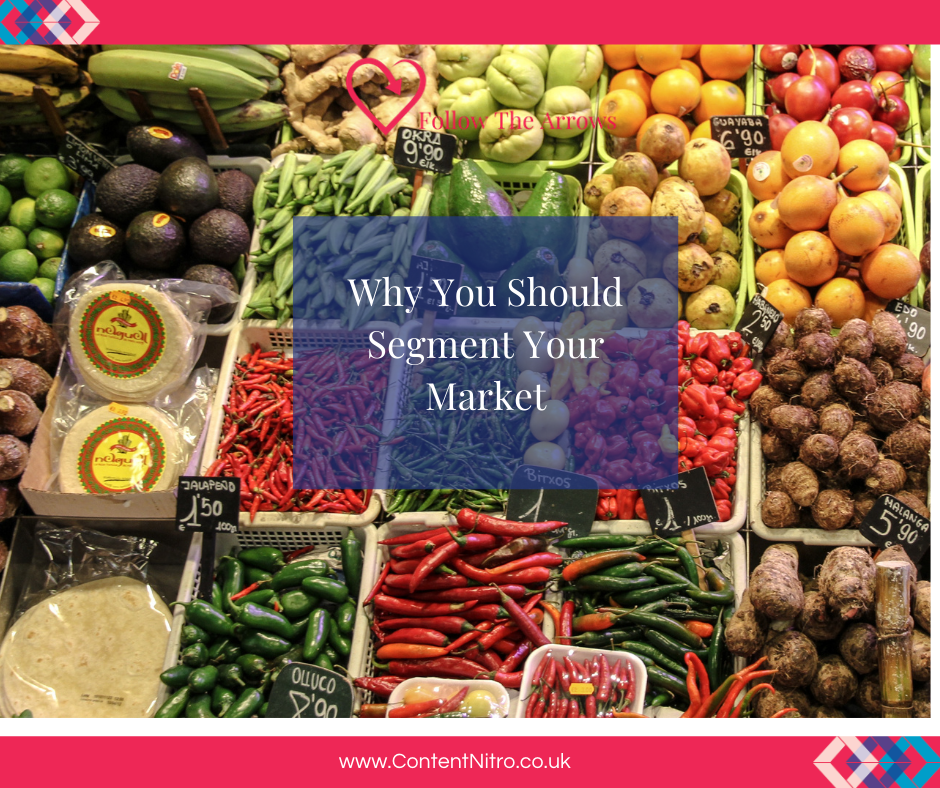 Ideal Customers – Why You Should Segment Your Market