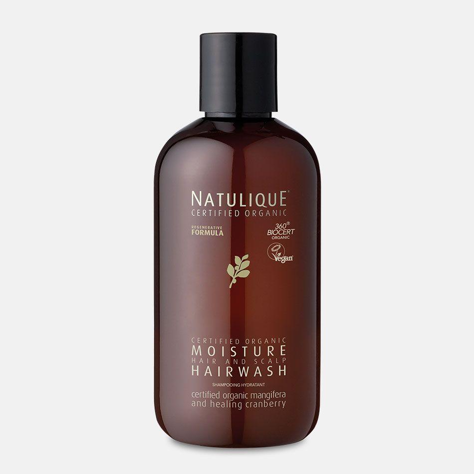 Vegan and Certified Organic Moisture Hairwash