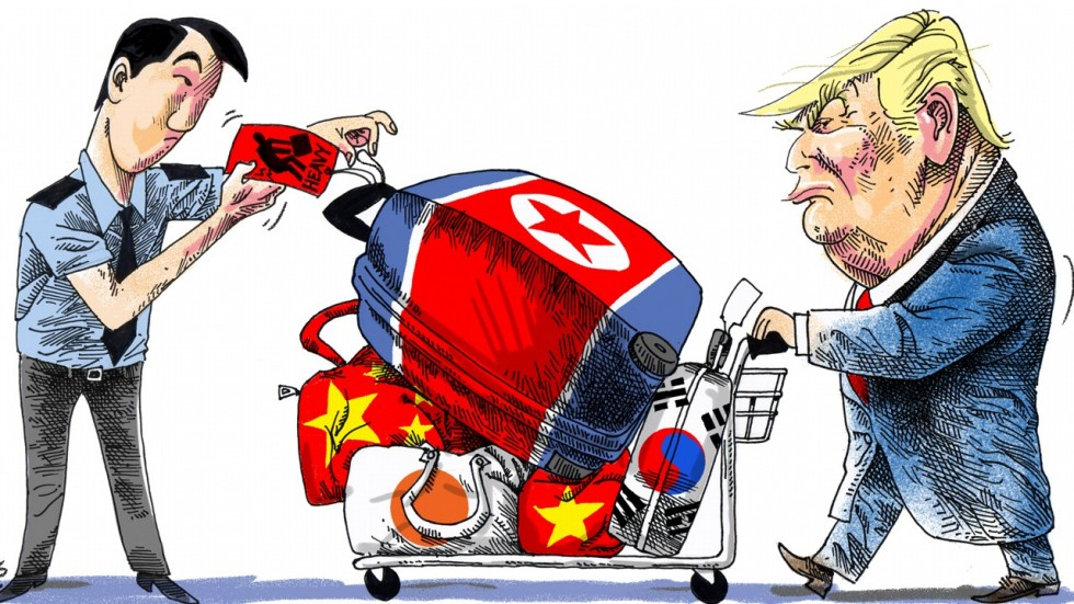 US vs China Trade Wars – The Risks are Rising for UK importers